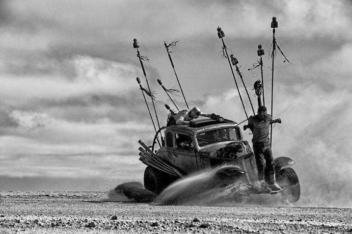 Mad Max Fury Road Black & Chrome 4