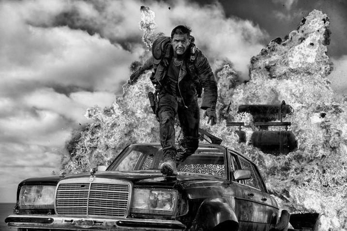 Mad Max Fury Road Black & Chrome 7