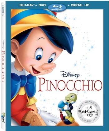Pinocchio-Blu-ray