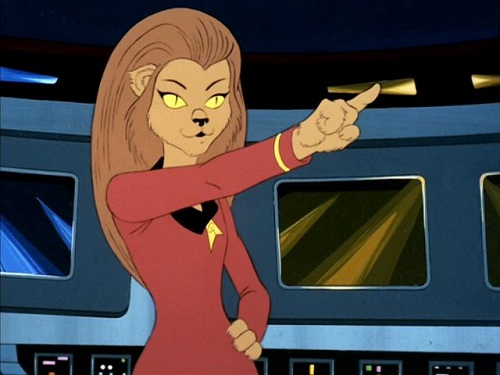 Star Trek Animated 3