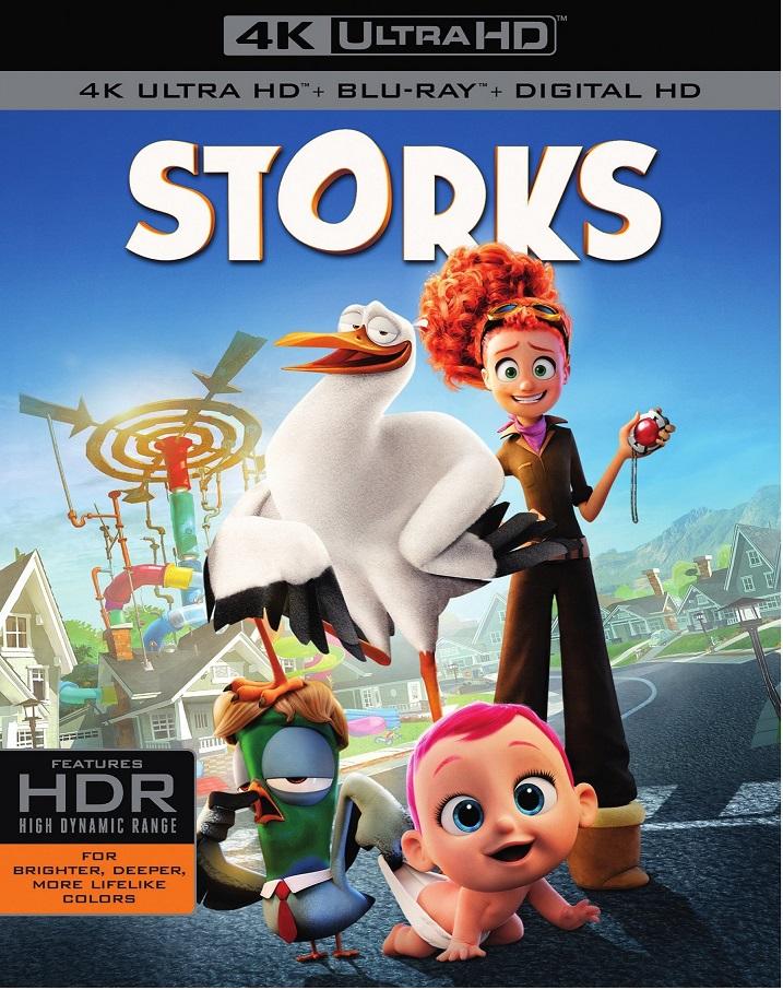 Storks-4K