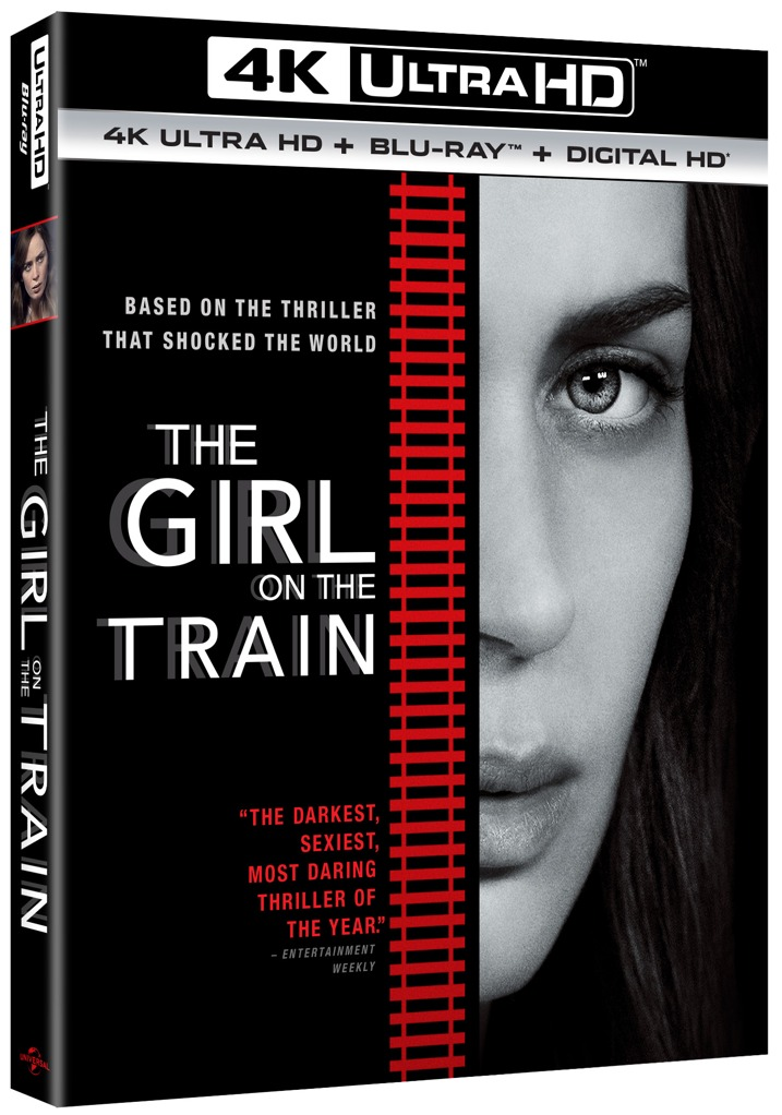Pre-order The Girl on a Train 4K!