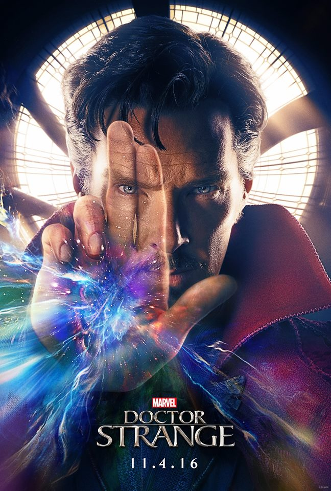 doctor strange poster 1