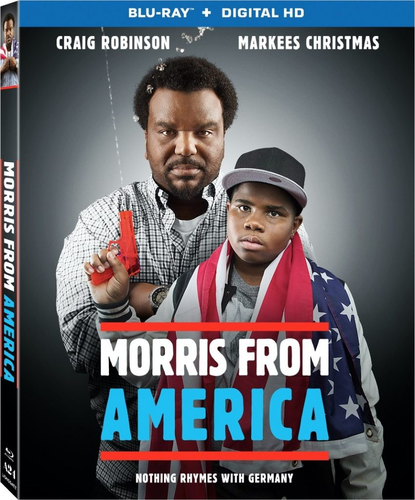 morris from america cover