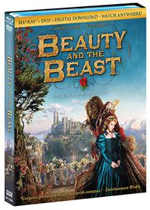 Beauty and the Beast-Blu-ray