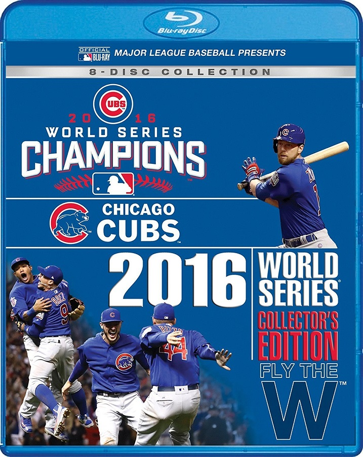 Chicago Cubs-Collectors Edition-Blu-ray