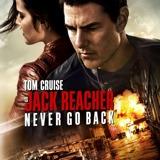 Jack Reacher Never Go Back Blu-ray