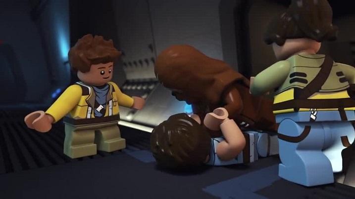 Lego Star Wars Freemaker 1
