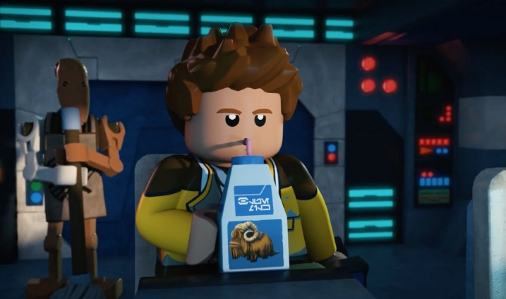Lego Star Wars Freemaker 2