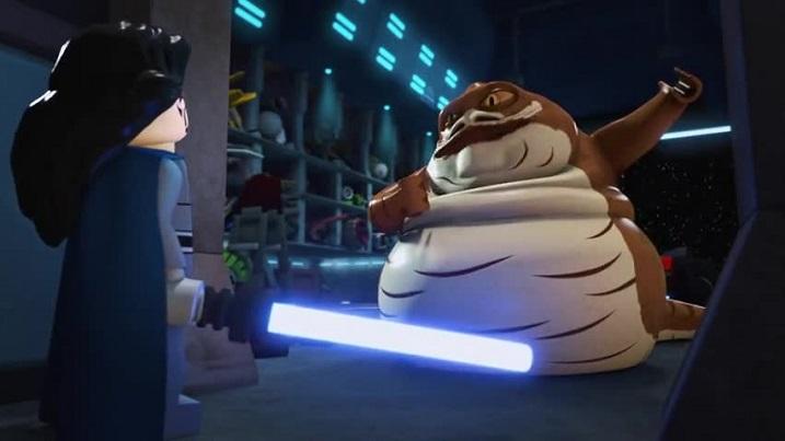 Lego Star Wars Freemaker 4