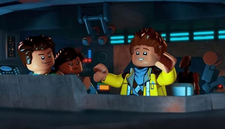 Lego Star Wars Freemaker 5