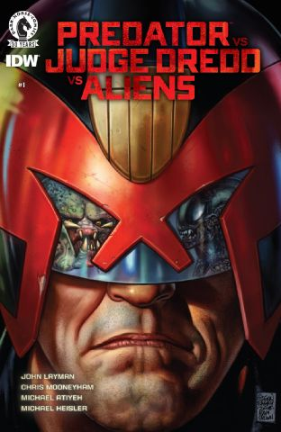 Predator vs Dredd vs Aliens
