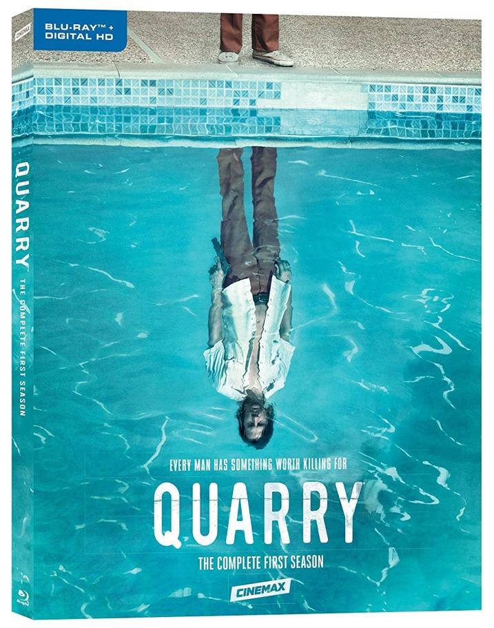 Quarry Season 1 Blu-ray