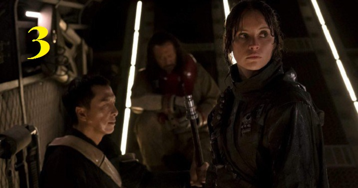 Rogue One top 10