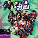 Suicide Squad 4K Blu-ray TN