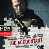 The Accountant 4K