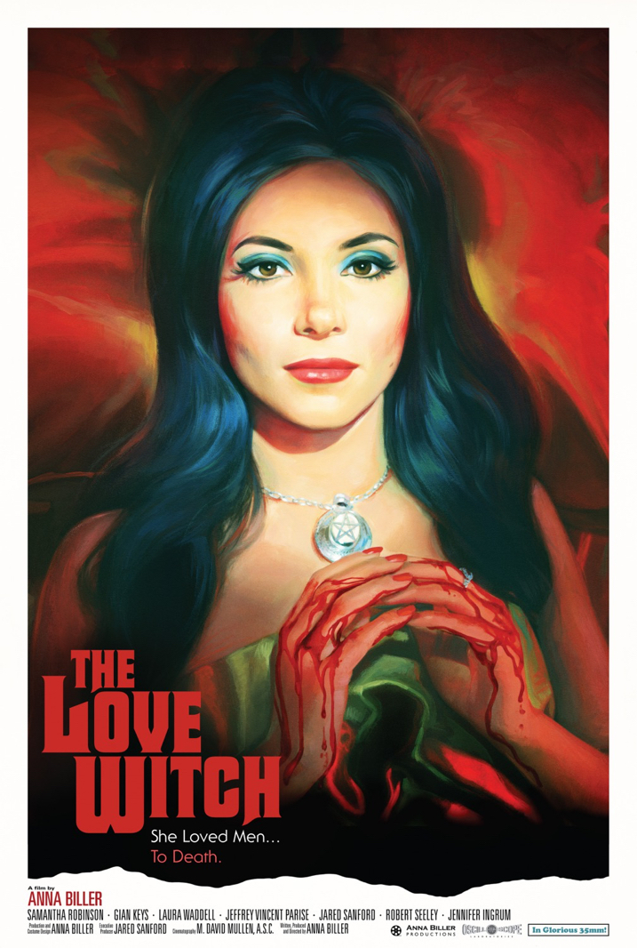 love witch poster