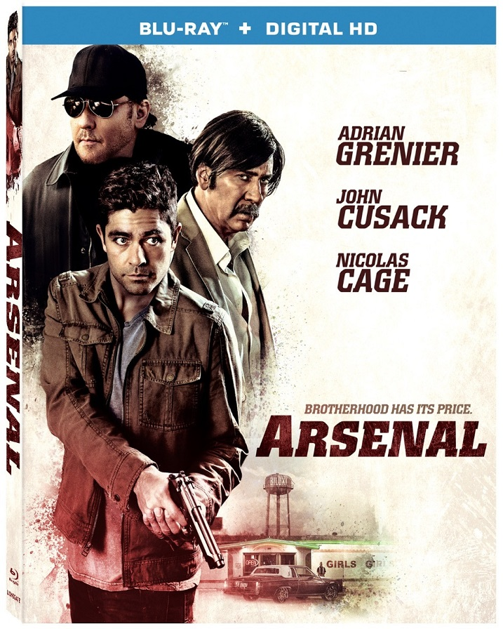 Arsenal-Blu-ray