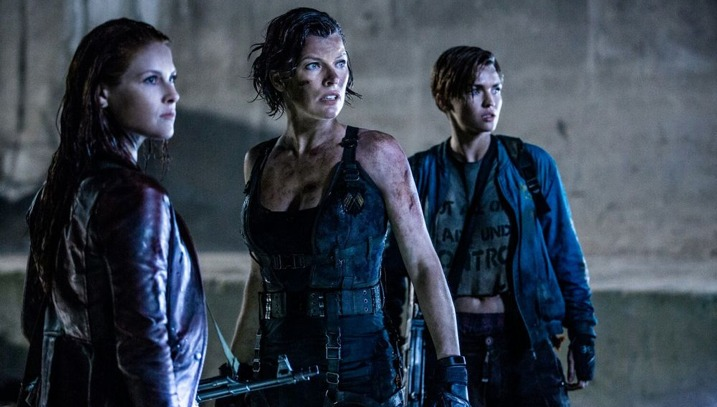 Resident Evil The Final Chapter 2