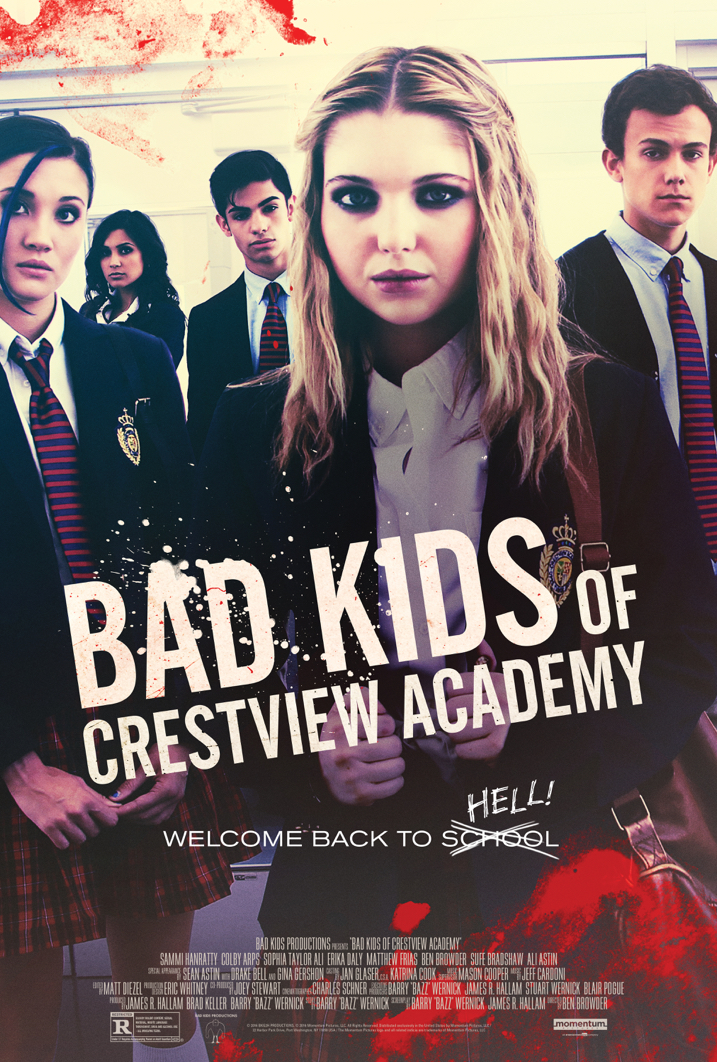 bad kids poster