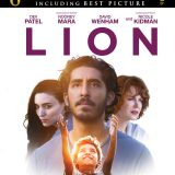 lion blu-ray cover