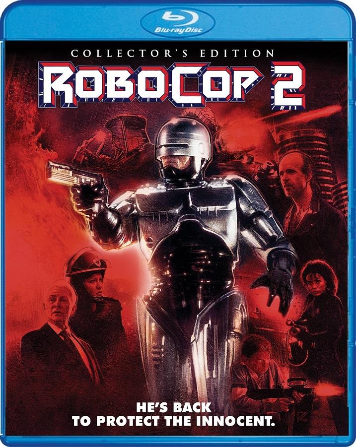 Robocop 2-Blu-ray