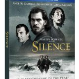 SILENCE Blu-ray box art