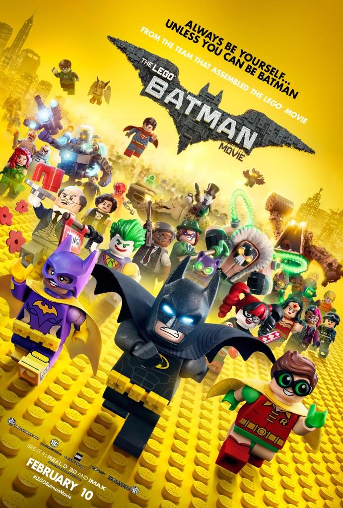 lego batman movie poster 1