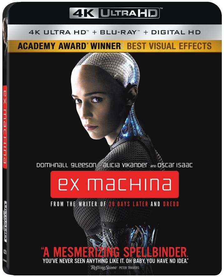 Ex Machina 4K