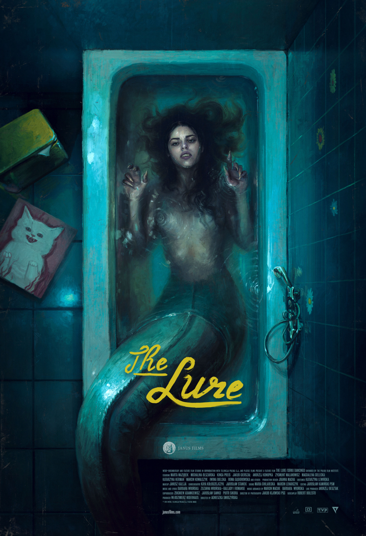 Lure poster