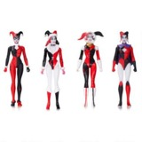 DC Comics Designer Series: Harley Quinn by Amanda Conner Action Figure Set