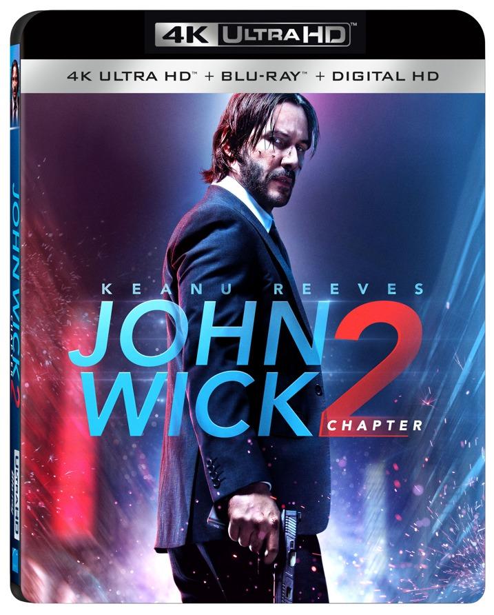 John Wick 2 4K