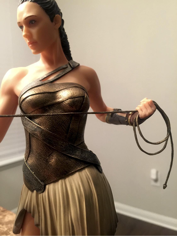 DC Collectibles Wonder Woman Movie Amazon Training Suit