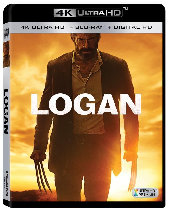 Logan 4K UHD
