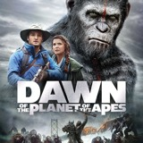 Dawn of the Planet of the Apes 4K