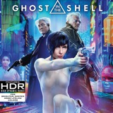 Ghost in the Shell (4K UHD Blu-ray Review)