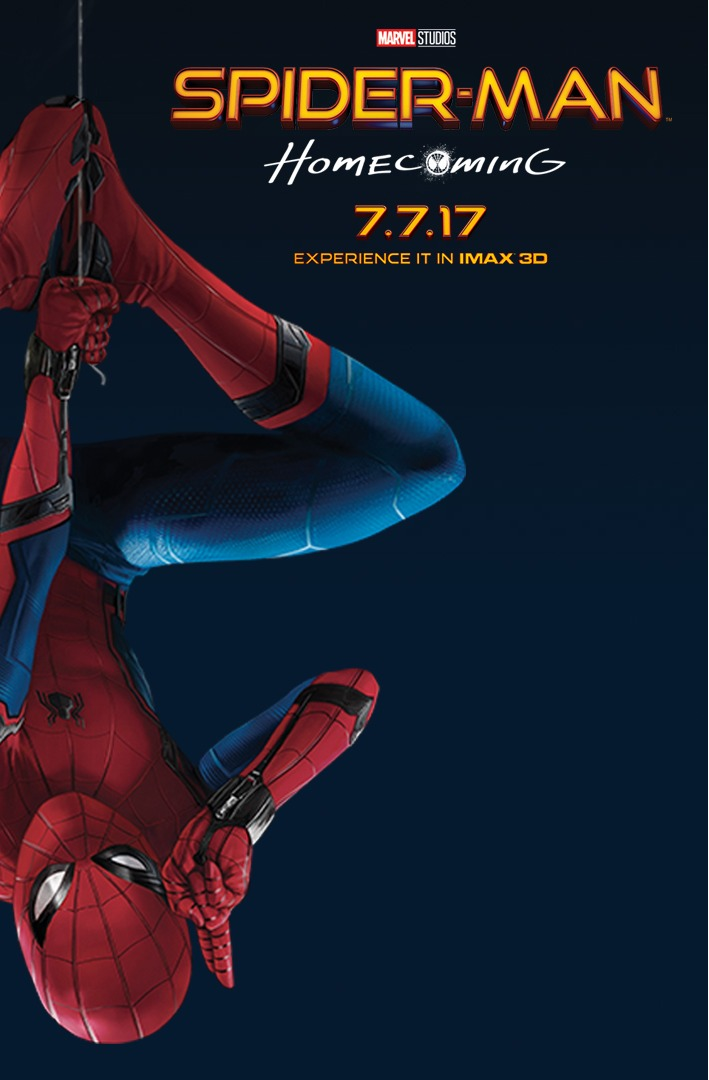 Spider-Man- Homecoming Movie Poster