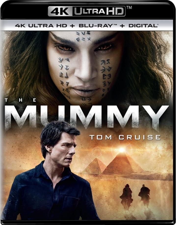 The Mummy 4K