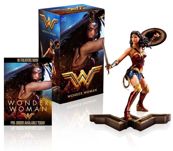 Amazon Exclusive Wonder Woman Blu-ray Review