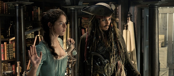 Get Pirates Of The Caribbean 4K Images