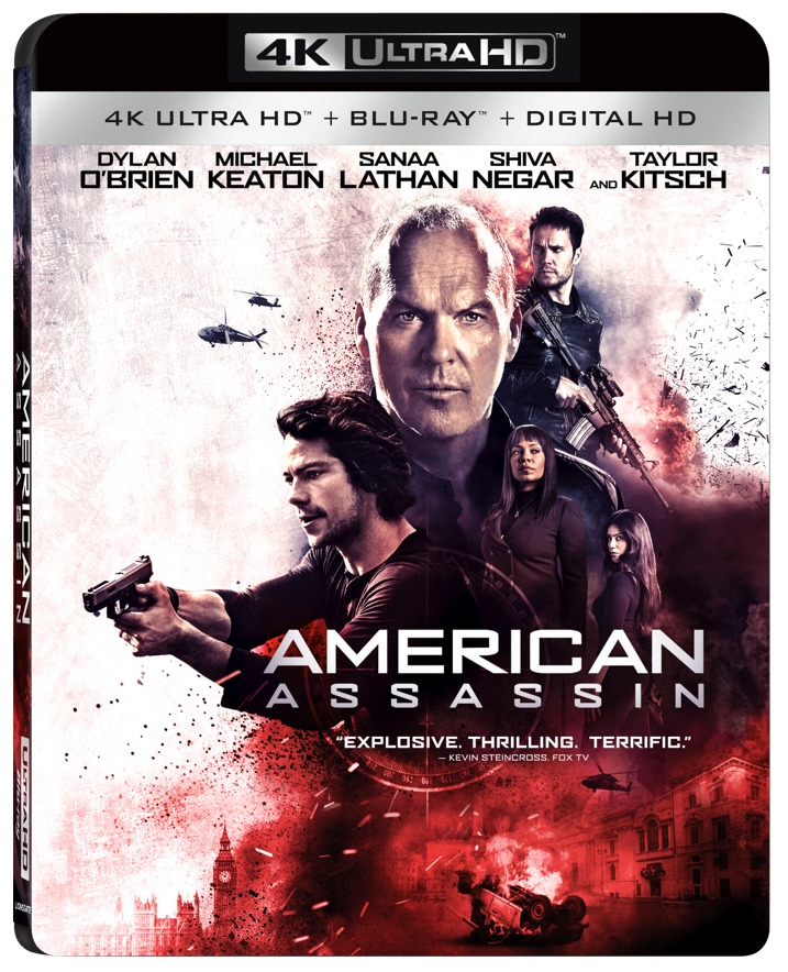 American Assassin 4K