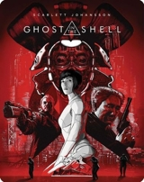 Ghost in the Shell 4K Steelbook Best Buy Exclusive
