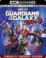 Guardians of the Galaxy Vol. 2 4K