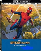 Spider-Man- Homecoming 4K Best Buy Steelbook