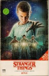 Stranger Things 4K Target VHS Exclsuive
