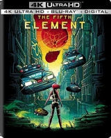 The Fifth Element 4K Best Buy Exclusive Steelbook