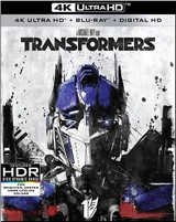 The Transformers 4K
