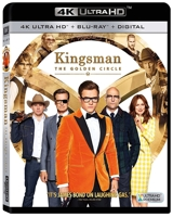 Kingsman: The Golden Circle 4K