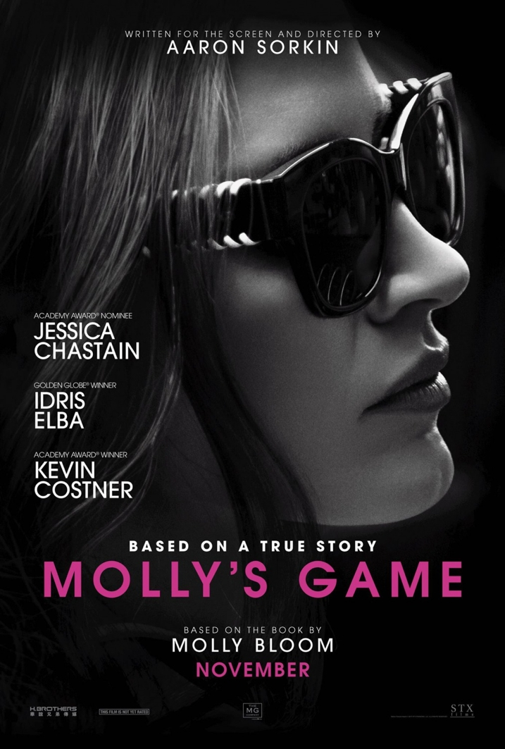 Molly's Game Movie Review