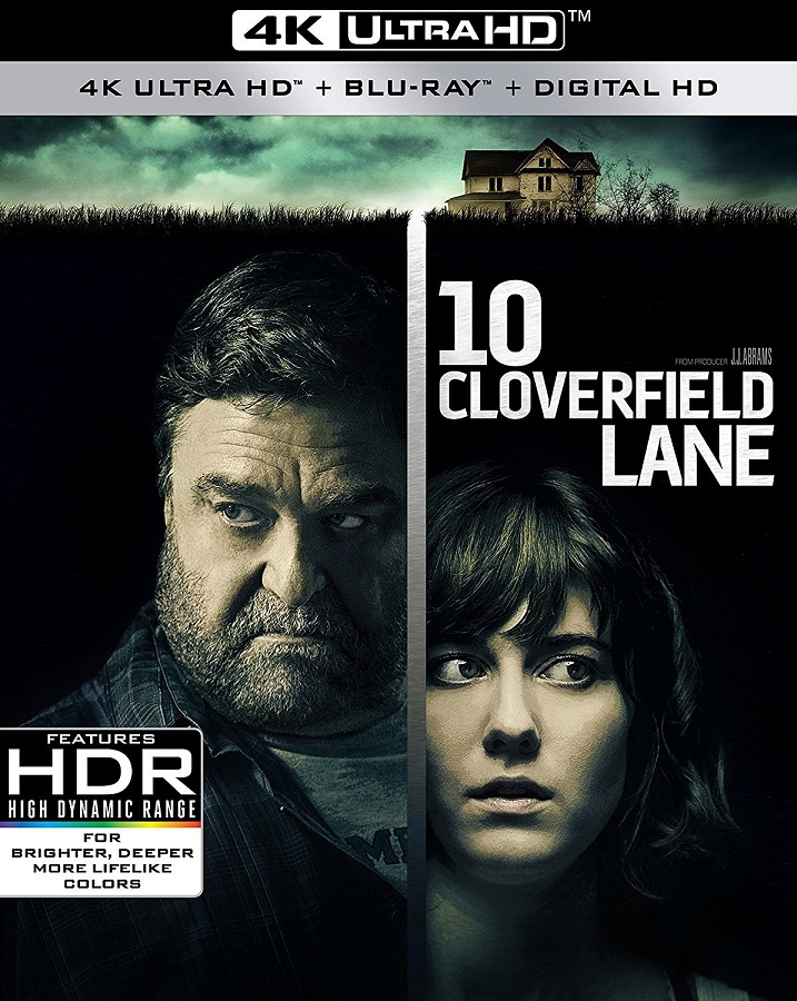 10 Cloverfield Lane 4K Cover
